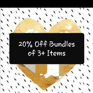 Other - 20% off 3+ Items